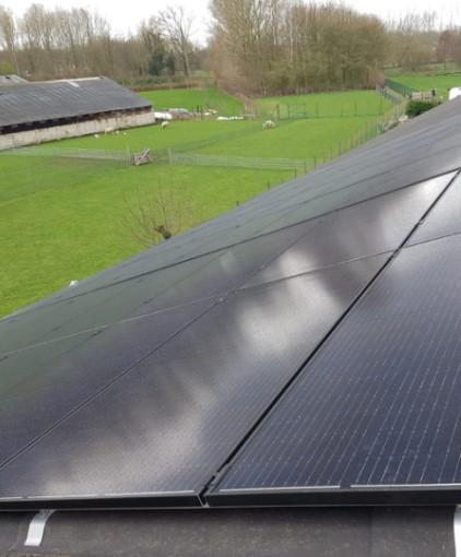 zonnepanelen boerderij hoofdpagina wie zijn wij